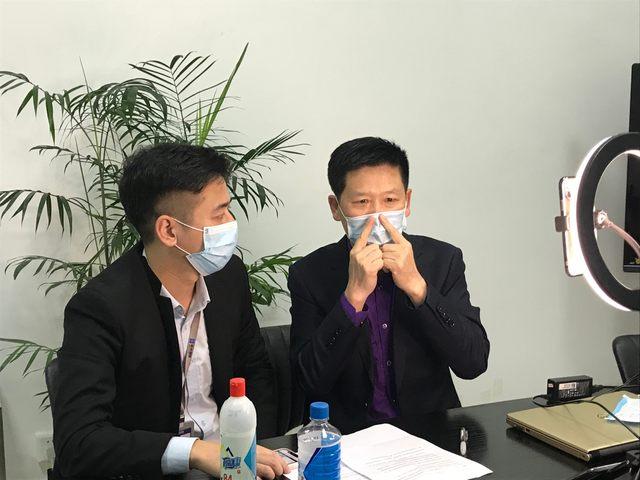 安徽淮南:直播防疫知识宣传 提高疫情防控意识