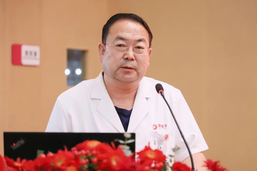 西安高新医院 2021 年学科建设大会顺利召开