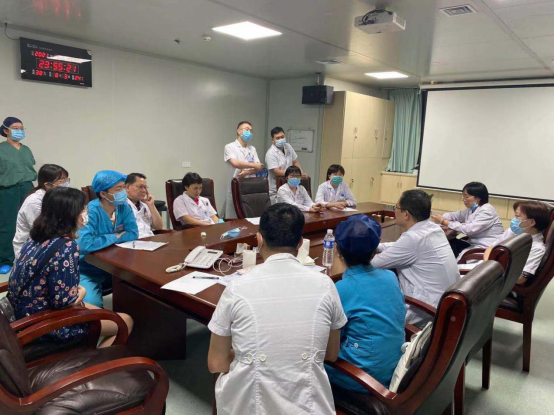 24 小时生死营救!湘雅二医院多学科联合救治急性感染性心内膜炎孕产妇