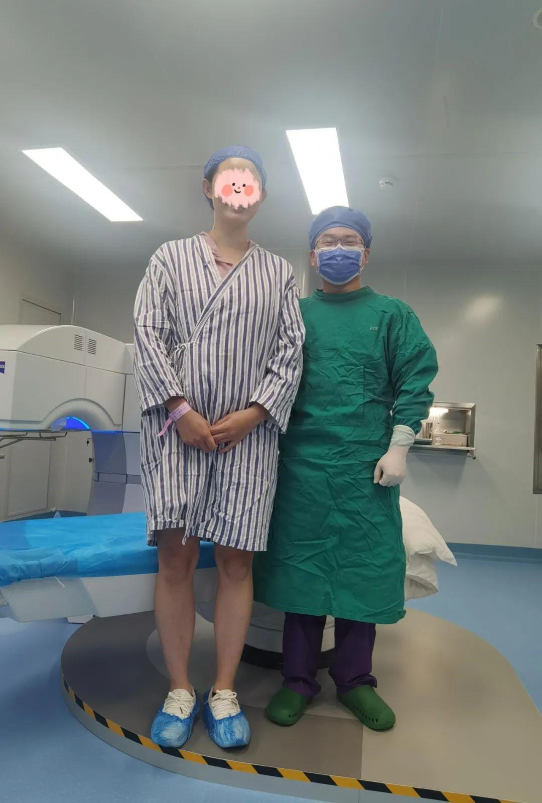 福州爱尔眼科医院为国家二级运动员成功摘镜