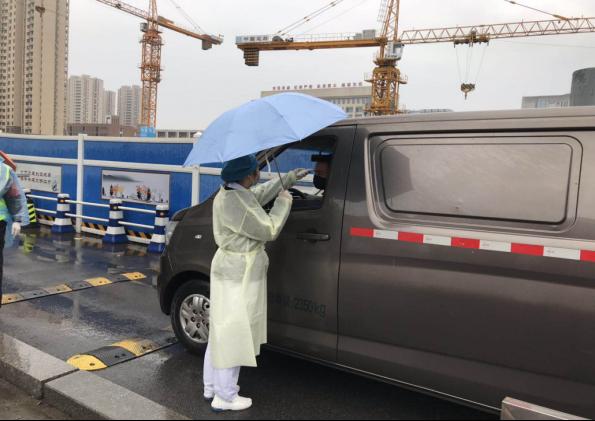 江宁区中医医院:「疫」不容辞的青春战士