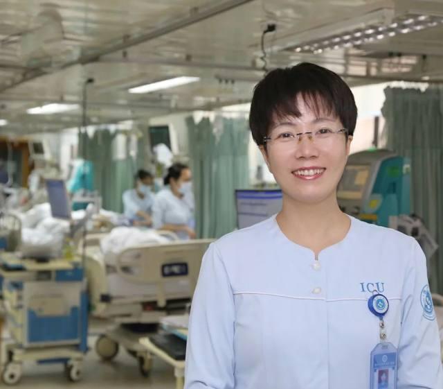 我在 ICU 工作 26 年了,不去前线去哪里?