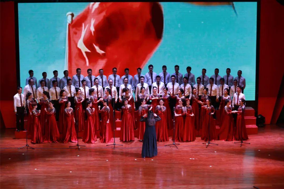 颂歌献党,「声」入人心——唱响百年光辉 凝聚奋进力量