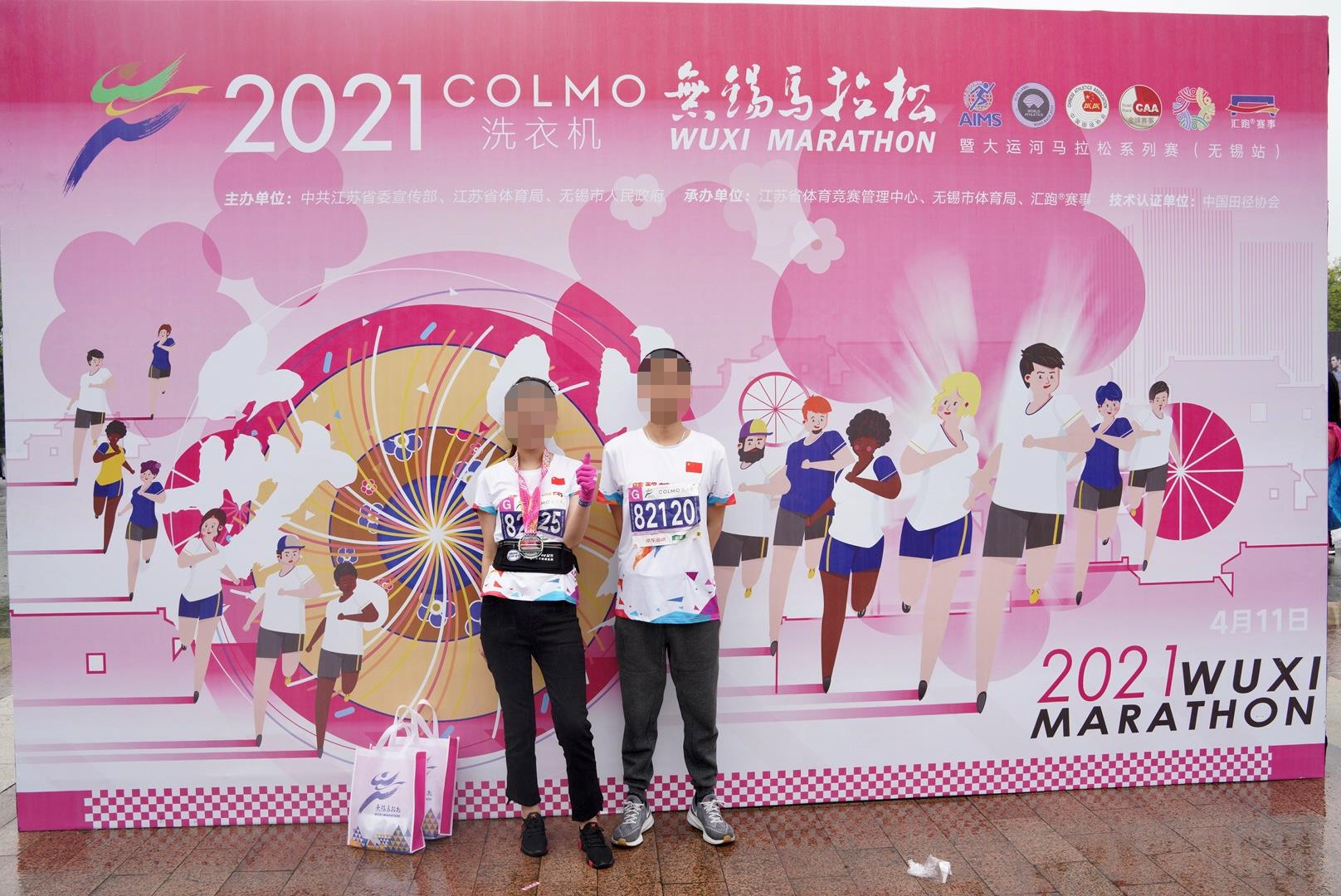 肺移植 7 年后,这位武汉小伙跑完 5 公里迷你马拉松