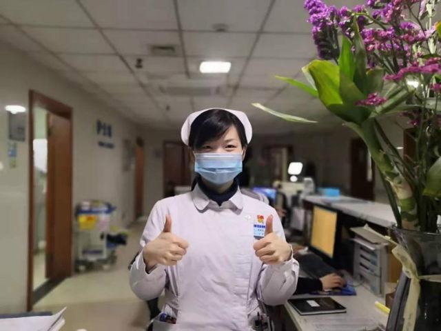 扬中市人民医院:非典都过来了,这次我们一定能赢