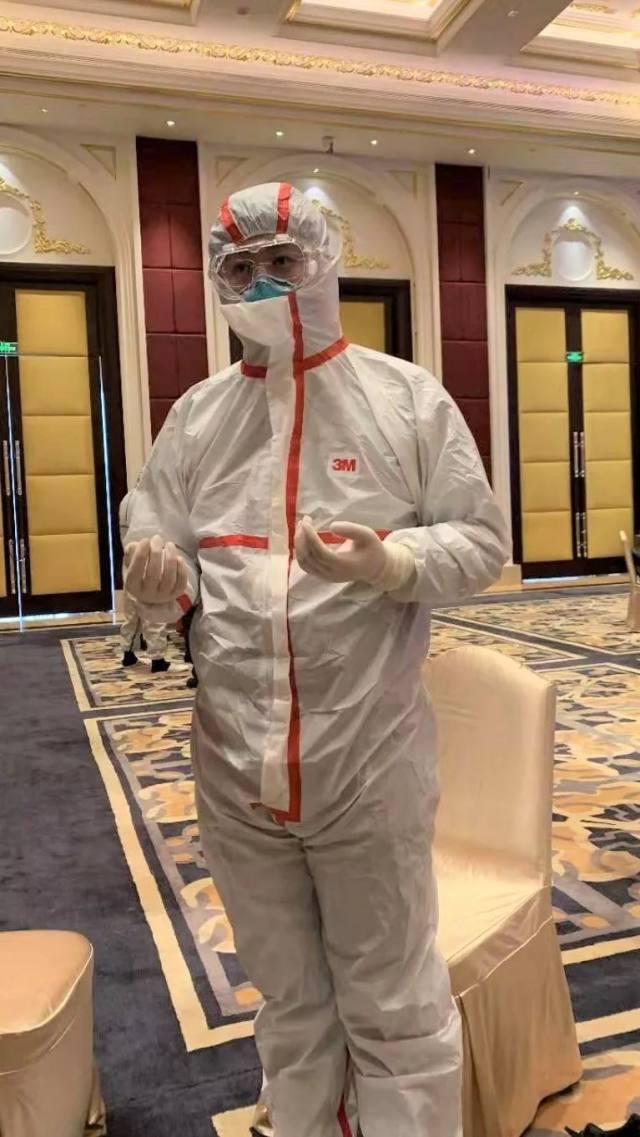 防控新型冠状病毒⑨丨 武汉,我们来了!威海市立医院援鄂手记