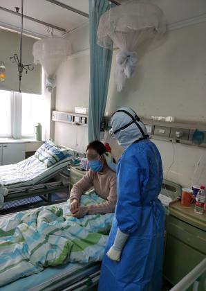 北京中医药大学东直门医院:耿旭--我心中的英雄模样
