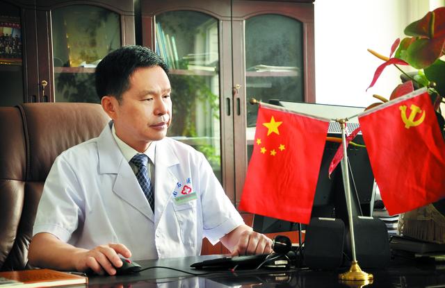丁香专访   赵俊祥:30年,把一家卫生所发展成三甲医院