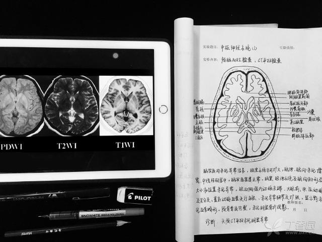 一个医学少女的自白:画出我人生
