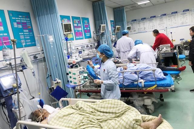 航空总医院急诊医护人员:守好急诊阵地,保护好自己和家人健康