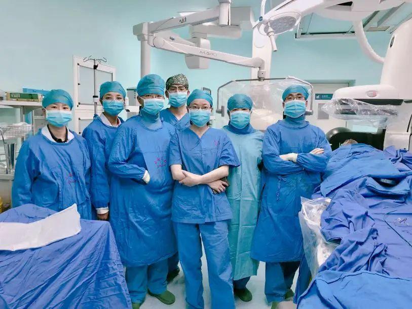 7000 例介入手术的背后,是高水平的医疗服务守护着人民健康
