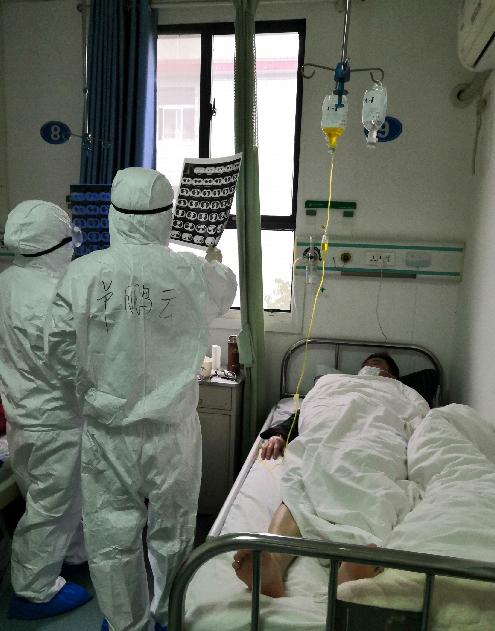 同济赤壁医院:一位新冠肺炎定点医院医生的使命