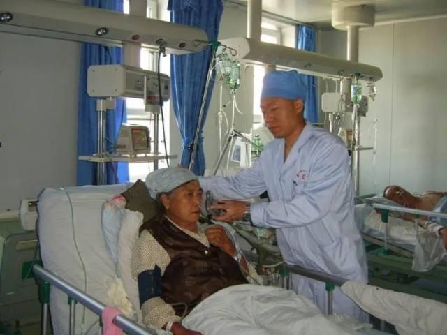 河北大学附属医院: 为救患者,于占彪毅然冲在最前线
