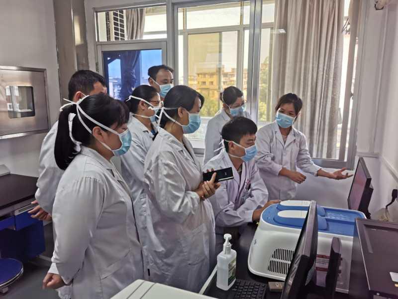 南溪山医院成功举办首期新型冠状病毒分子生物学实验室检测技术培训班