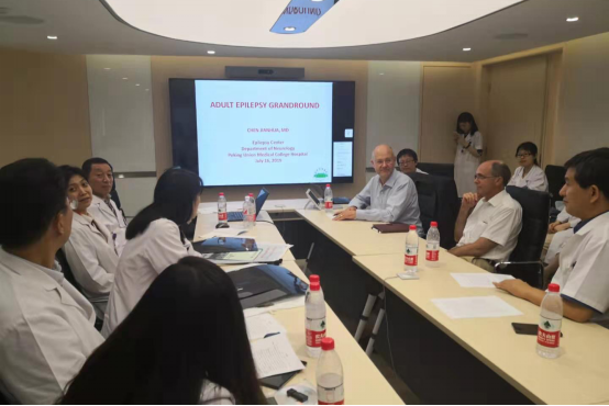 圆和医疗携国外院士与国内知名医疗机构展开学术交流