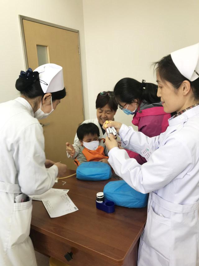 记者探访:潍坊市人民医院知名专家门诊 给您不一样的就医体验