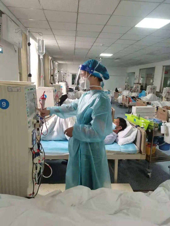 身着白衣,心有锦缎——记淮安市第一人民医院援助扬州护士夏丹心路历程