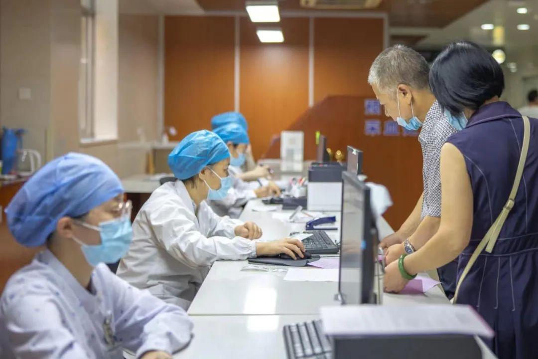 缓解「住院难」 常州二院预住院服务模式让患者更方便