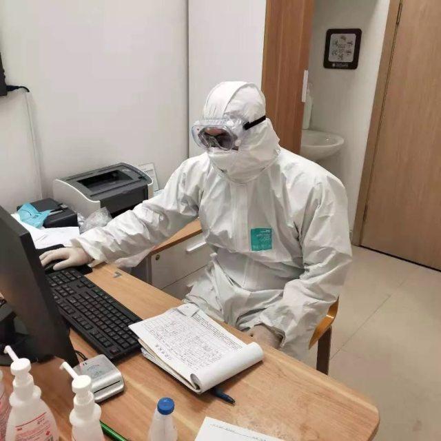 【台肿精神】决战疫情,他们冲在最前线——台州市肿瘤医院