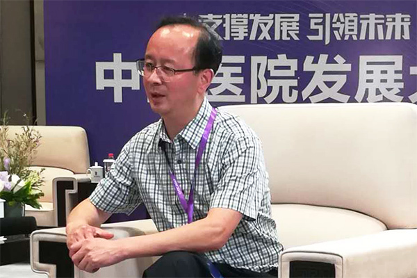 在务实中探索革新:访成都第五人民医院副院长汪俊