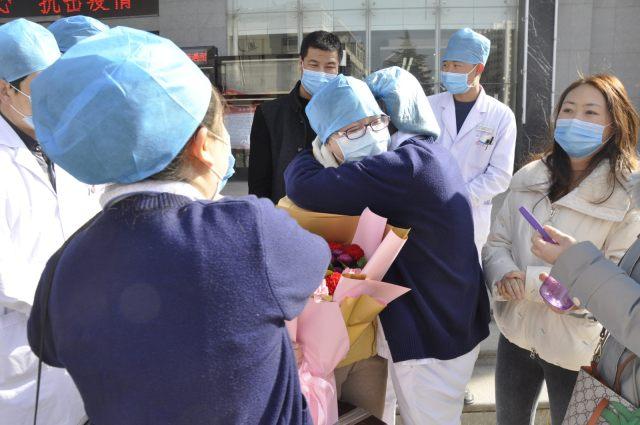 驰援武汉,天水市中医医院再出发!