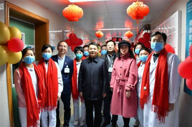 疫情,就是命令!河南省肿瘤医院在行动!