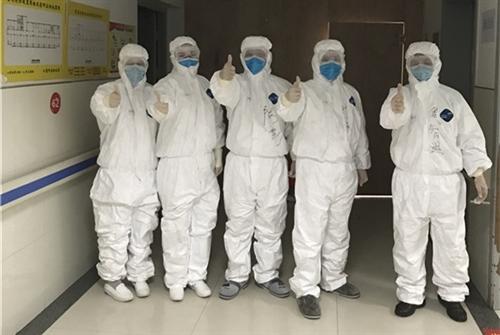 鄱阳县人民医院:一线医师倾情讲述,事迹感人令人泪目