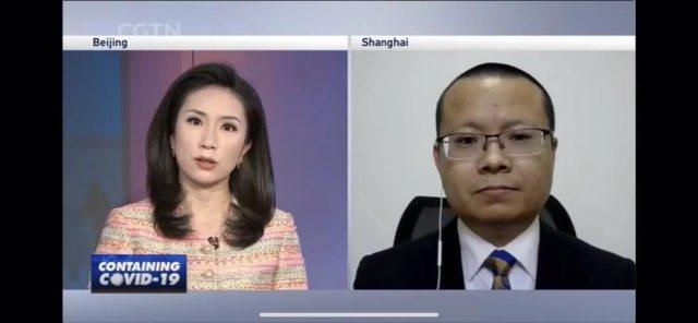 赵大海:全球疫情防控进入下一阶段,既要防输入,又要防扩散