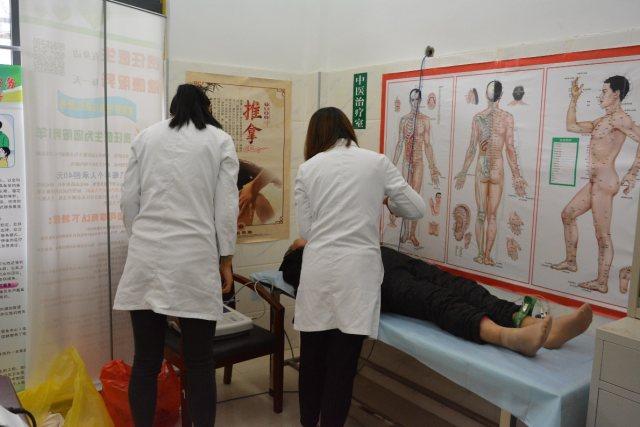 浙医四院百人团义诊送医 把健康送给最需要的人