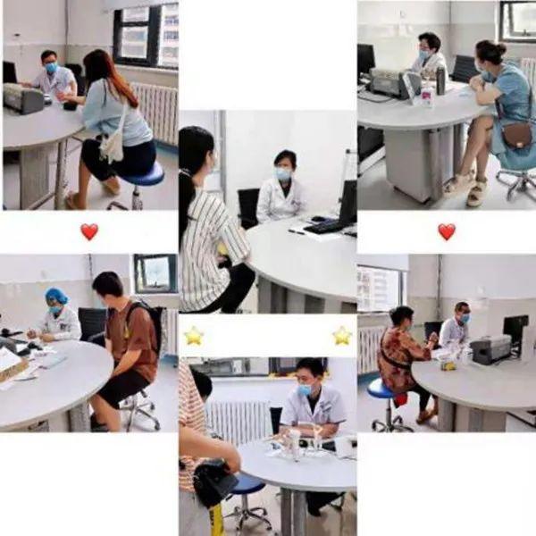 河南省直第三人民医院:风雨中坚守的门诊人,只为您的平安
