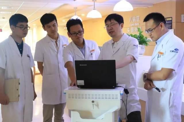 国内神经外科权威「高亮名医工作室」落户横店文荣医院