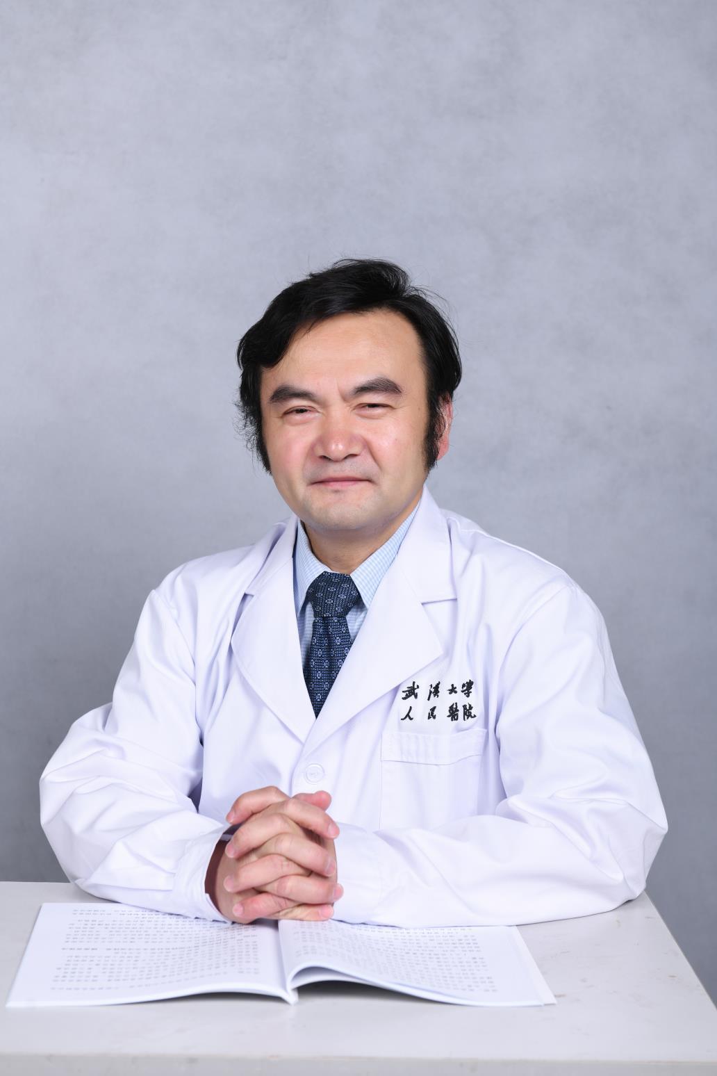余追教授入选 2021 年度「荆楚楷模·最美健康守护者」