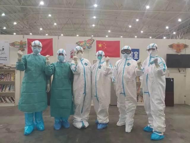 清零!成都京东方医院援鄂医疗队完成两个院区感控任务,休整待命
