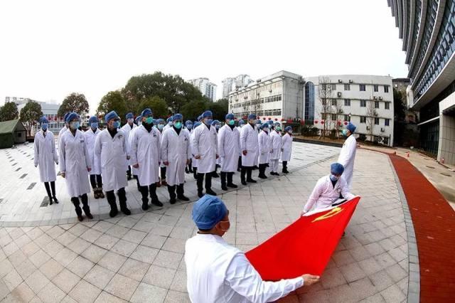 冲锋在前,担当作为,宜昌市三医院抗击新型冠状病毒