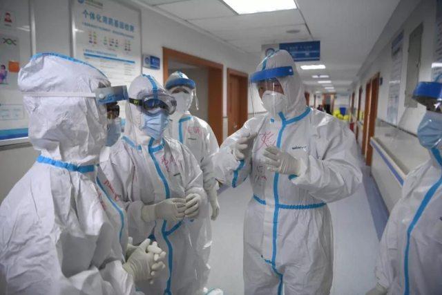 中山大学附属第六医院:有一种责任,叫「我是党员」