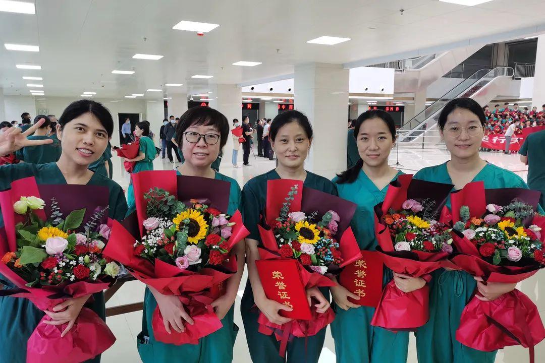 让我们铭记这些郑州大学第三附属医院抗疫一线的平凡英雄