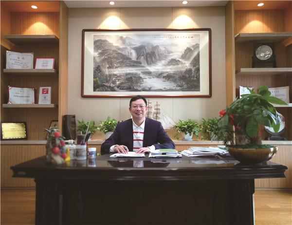 华厦眼科医院董事长苏庆灿 领航光明事业的新征程