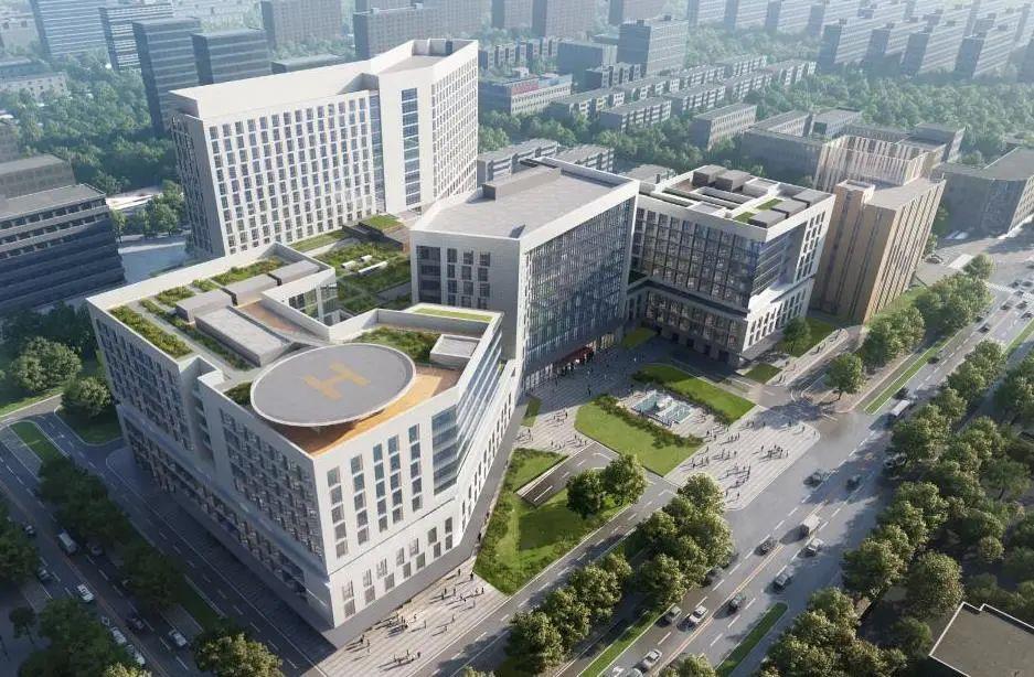 河北医科大学第一医院推出全新便民服务