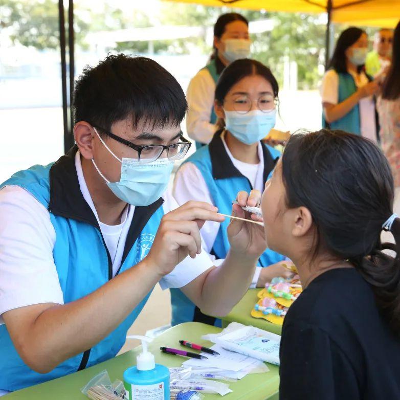 淮安市第一人民医院:2021 年爱牙日健康知识进校园活动