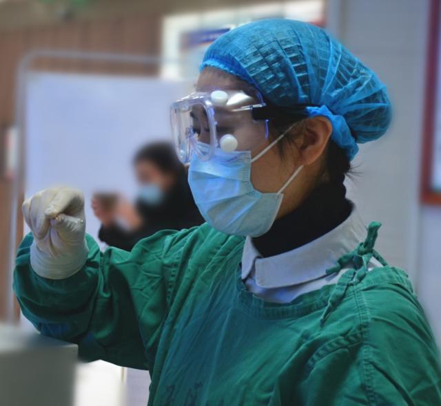 南京市江宁区中医人团结一心抗击疫情