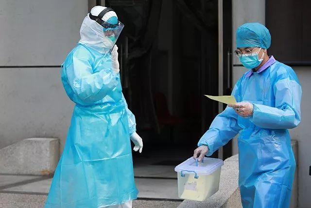 航空总医院抗击新型冠状病毒感染疫情掠影