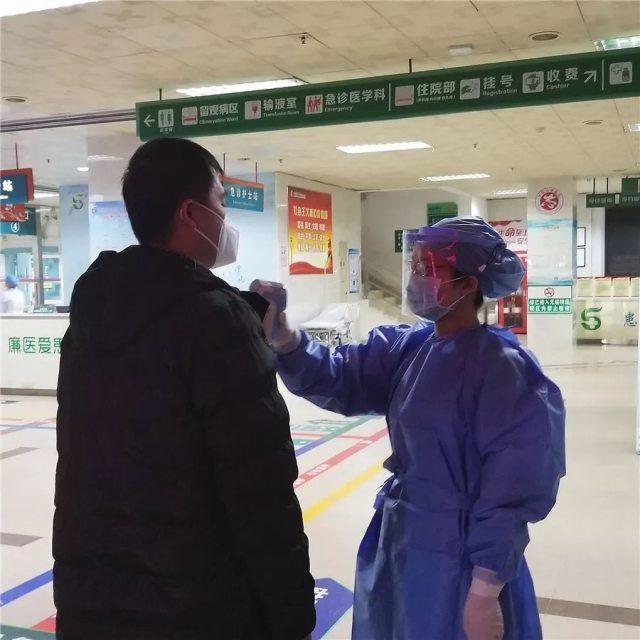 南方医科大学附属第五医院 90 后护士推迟婚礼奋战抗疫一线