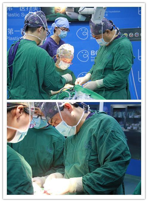 联合丽格第一医院:帮助「口罩男」找回「丢失的鼻子」