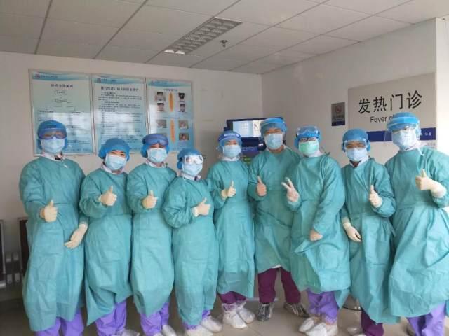 日照市人民医院:当好战「疫」哨兵 守好健康防线