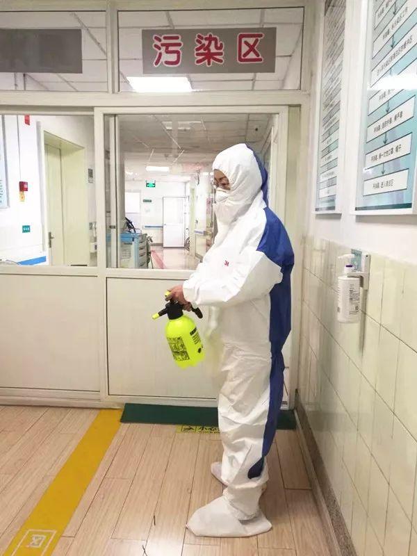 淄博市第一医院感染性疾病科全力阻击新冠肺炎