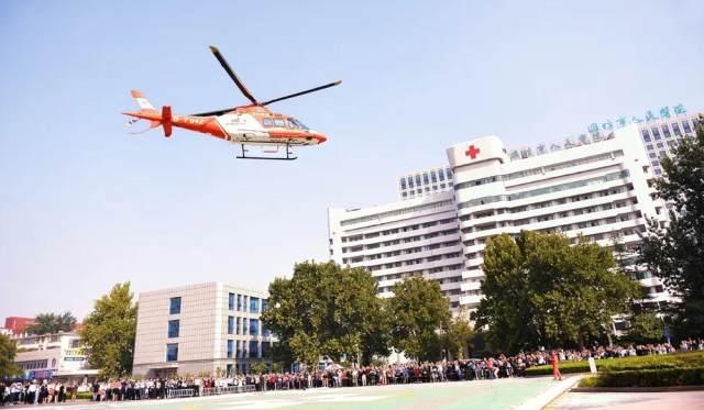 以后,打个电话就能招来直升机