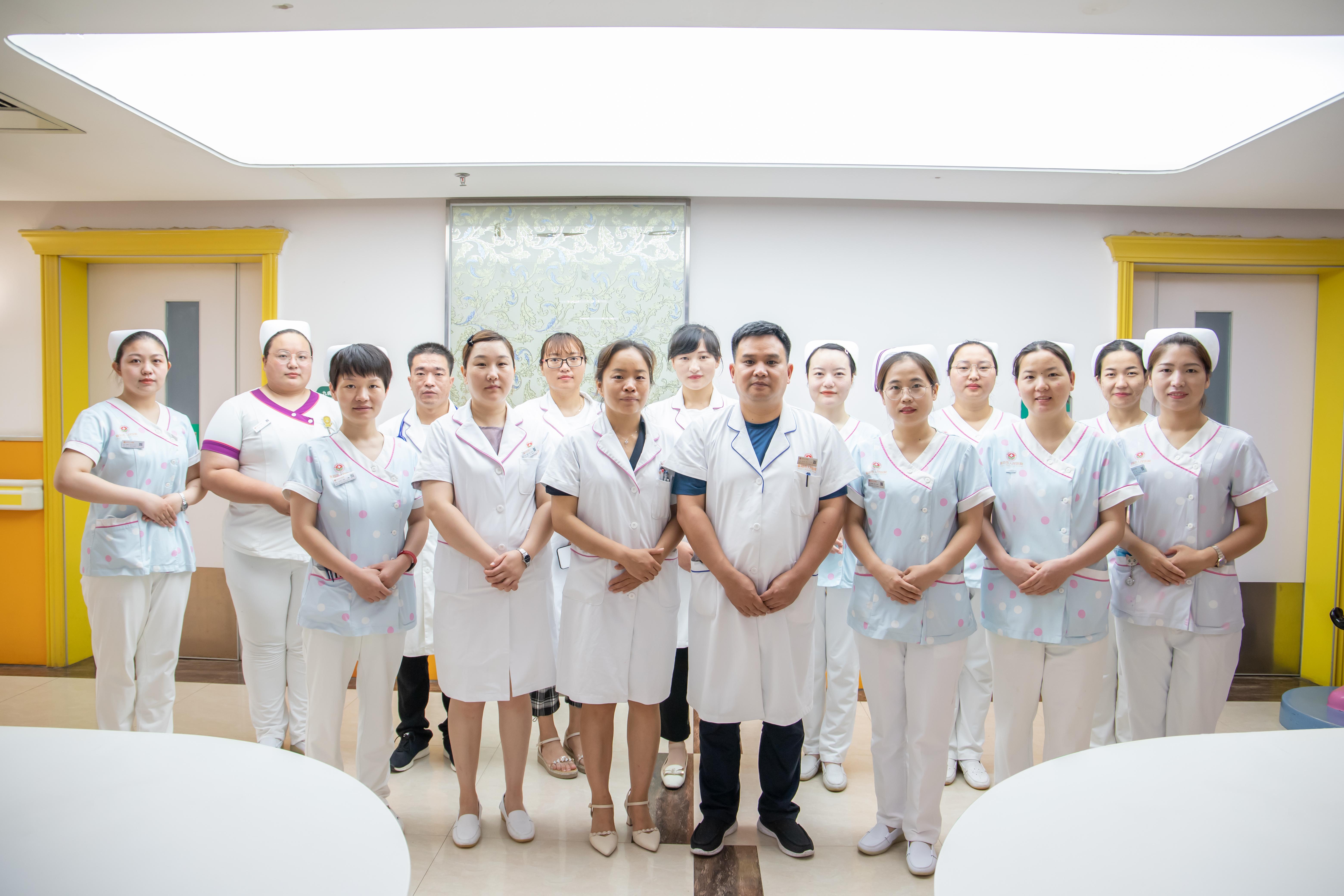 新郑市人民医院儿科二病区+PICU 正式开科