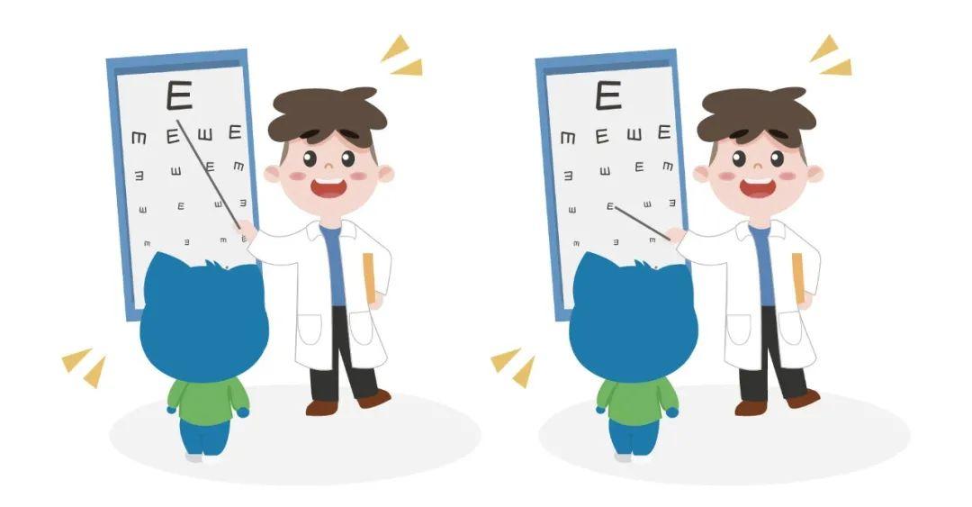 瞳伴   两个案例告诉你,OK 镜控制近视度数增长真的有效!