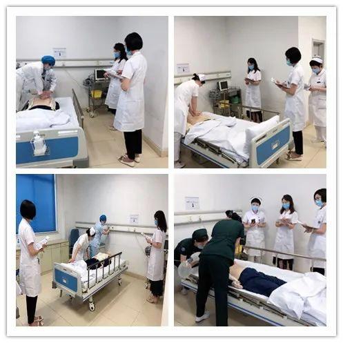 烟台海港医院迎接通用技术环球医疗 2021 年度护理「三基三严」飞检纪实