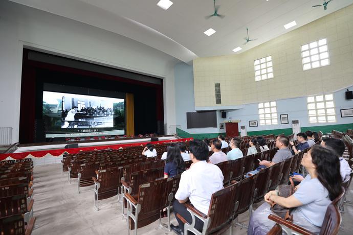 桂邕两地医院交流 探讨党建融合发展